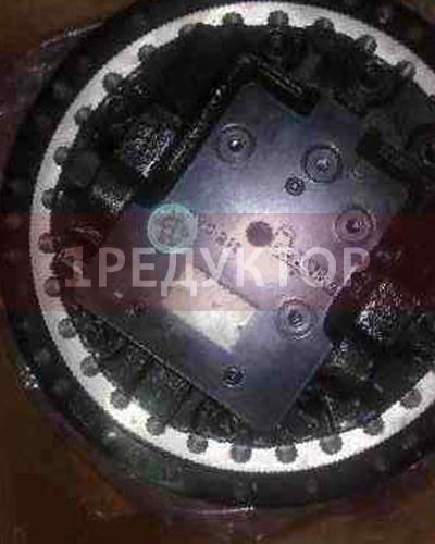 34E7-03050 (31NB-40030) Редуктор хода с мотором HYUNDAI R450LC-7